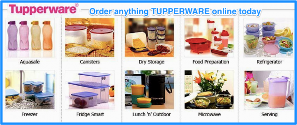 View My Tupperware™ Profile
